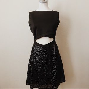 ASOS Sequined Dress